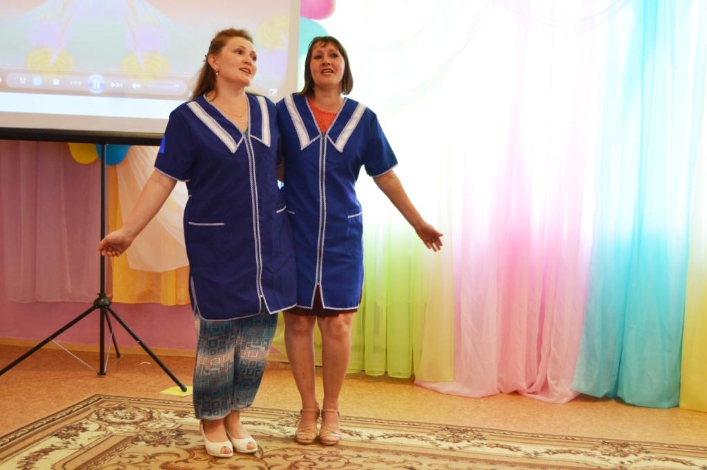 Праздник для новосельских пенсионеров