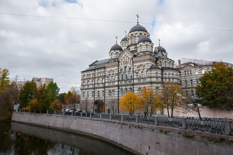 Иоанновский ставропигиальный женский монастырь