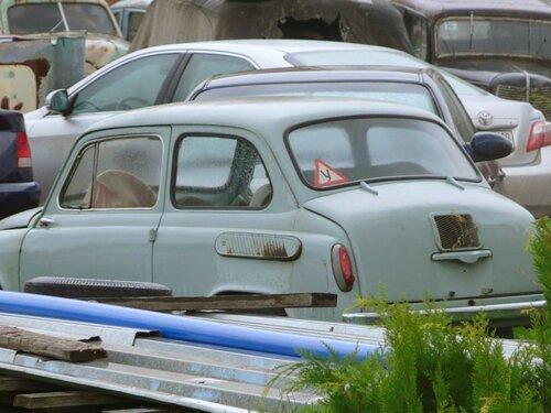 Ранний зад ЗАЗ-965