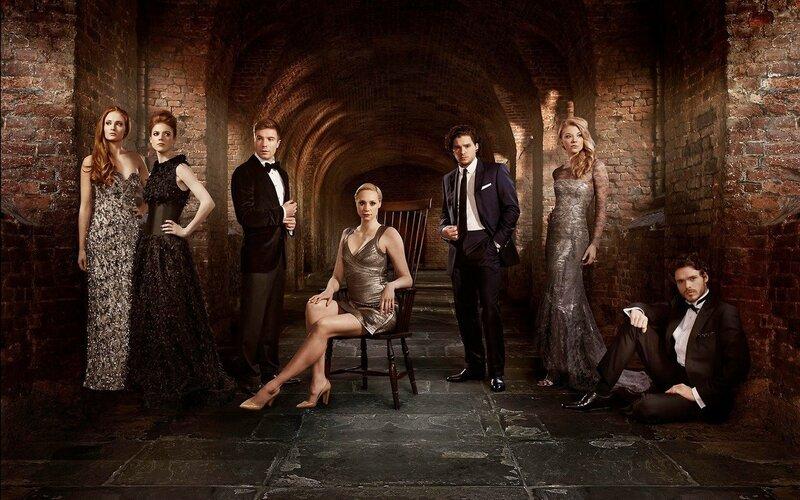 Джон Сноу в шестом сезоне «Игры престолов» на постере HBO