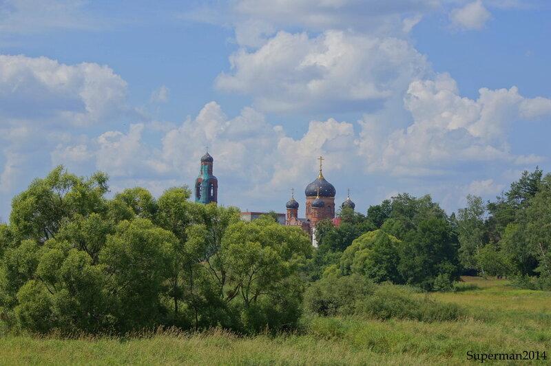 Куровское - Гуслицкий Спасо-Преображенский монастырь
