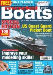 Журнал Model Boats Winter Special Edition 2014