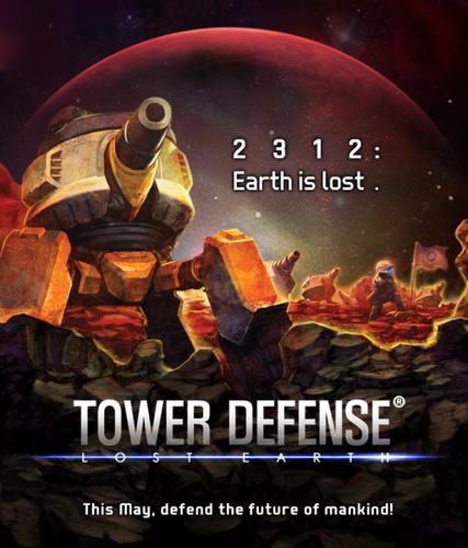 Tower Defense: Lost Earth HD [v1.3.4, Башенная защита, iOS 4.0, ENG]