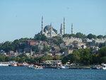 Р1000653    Мечеть Сулеймание и башня Беязит