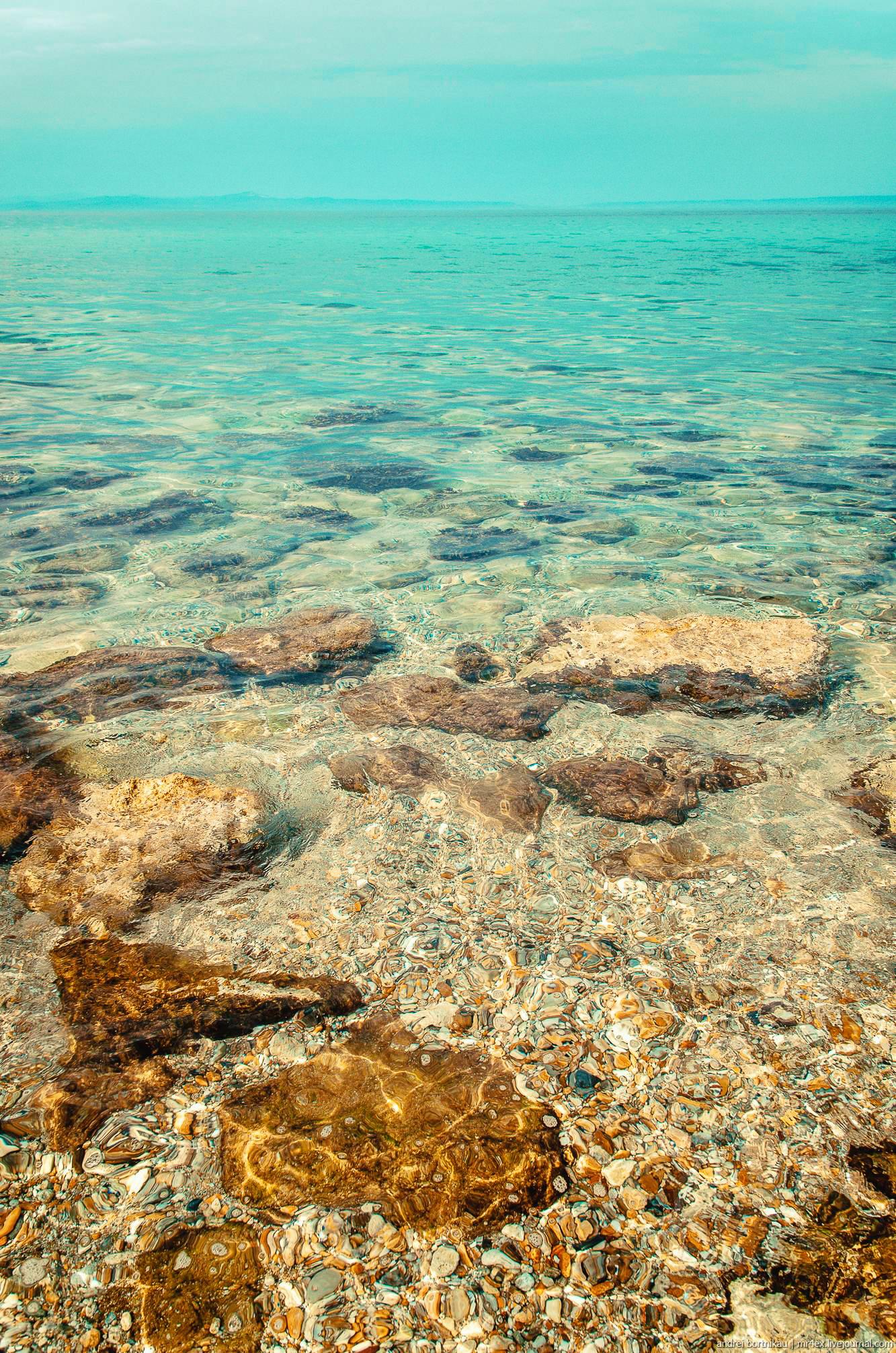 Кассандра, Халкидики, Греция, пляж с синим флагом