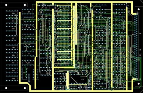 Модуль контроллера графического дисплея (МКГД). 0_539b7_cdd636e9_L