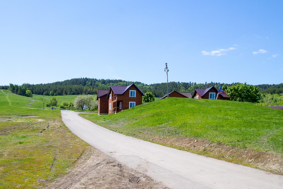 Хвалынск горнолыжный курорт 3