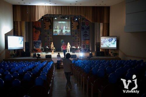Мастер-класса ESTEL Professional. В Томске 5 сентября 2011 года