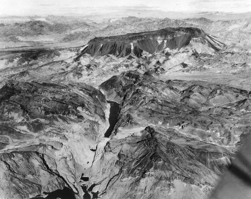 Hoover Dam 1923