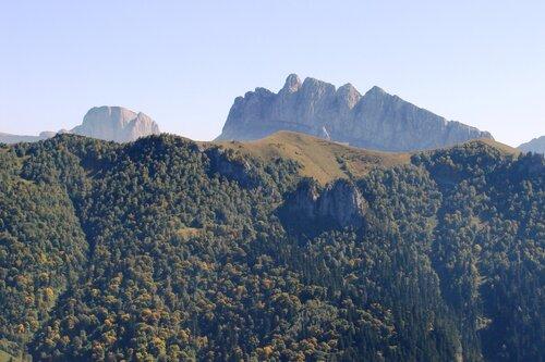 Фотограф Александр Улисский, Горы, Сентябрь 2011, фотографии моих друзей