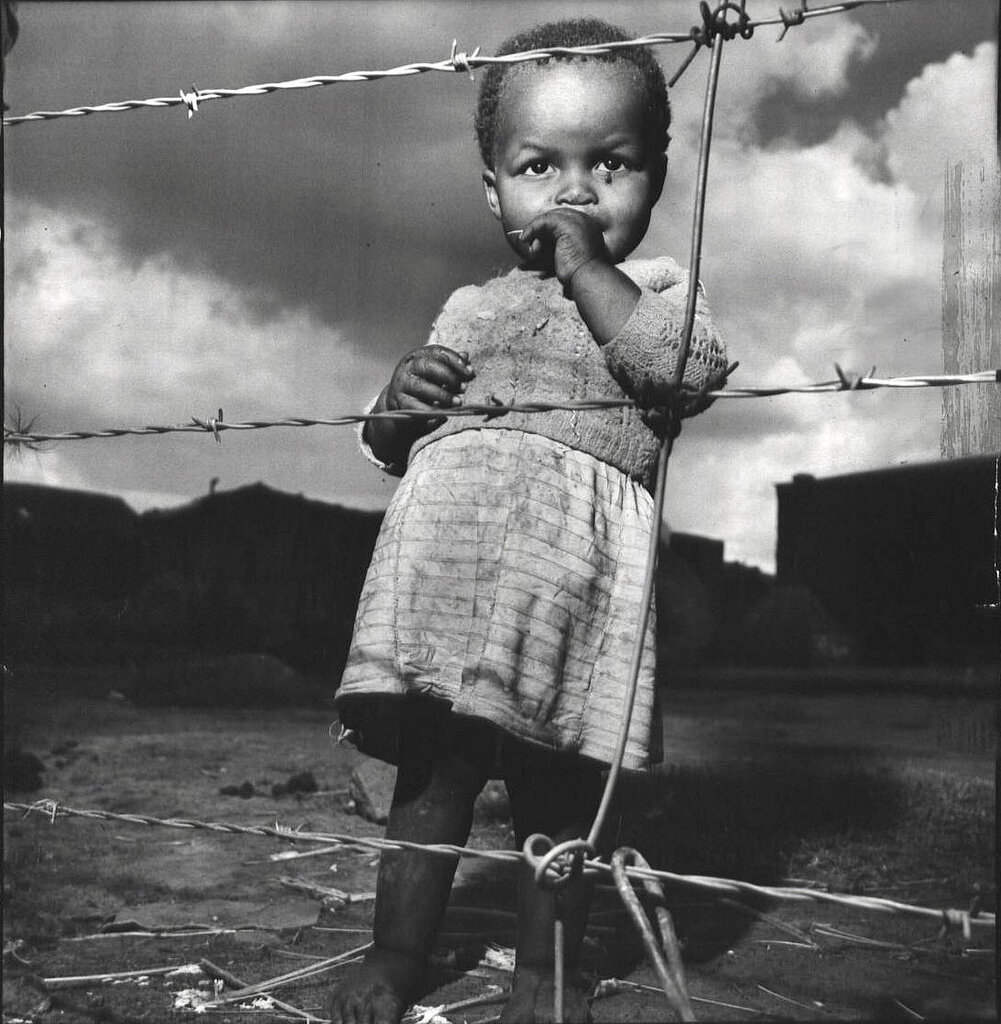 Maroka, South Africa, by Margaret Bourke-White 1950