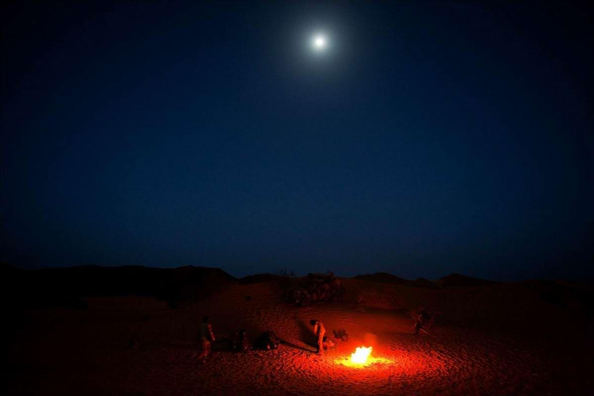 Воинственные североафриканские туареги на снимках фотографа из ЮАР Brent Stirton (19)