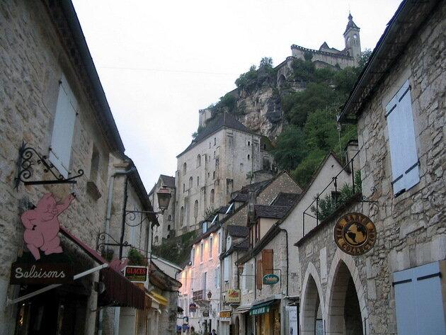 Рокамадур, Франция