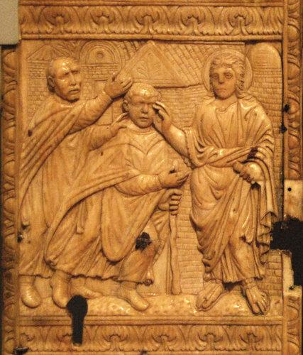диптих из Британского музея