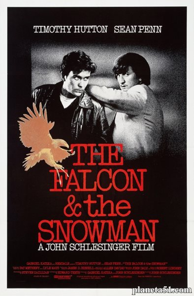 Агенты Сокол и Снеговик / The Falcon and the Snowman (1984/HDRip)