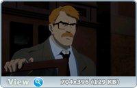 Бэтмен: Год первый / Batman: Year One (2011) HDRip + DVDRip