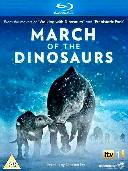 Легенда о динозаврах / March of the Dinosaurs (2011) BDRip 1080p + 720p + HDRip