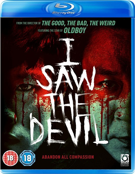 Я видел Дьявола / I Saw The Devil / Akmareul boattda (2010) BDRip 1080p + 720p + HDRip + DVD9 + DVD5