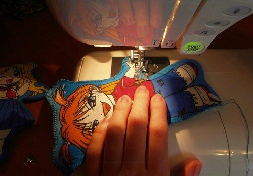 Сшить развивающий коврик своими руками... инструкции по шитью главных героев