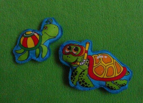 Развивающие книжки для малышей... Черепашки