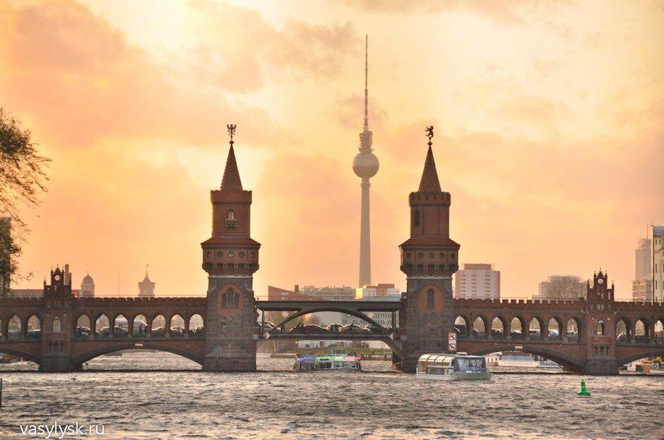 Прогулка по Берлину (из не вошедшего в путеводитель)