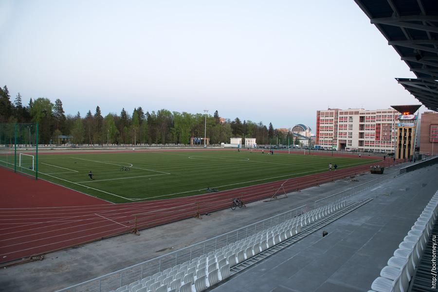 домашний стадион ФК Саров