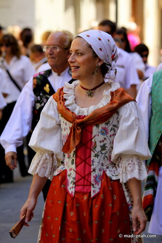 испания, аликанте, эльче, праздник огня