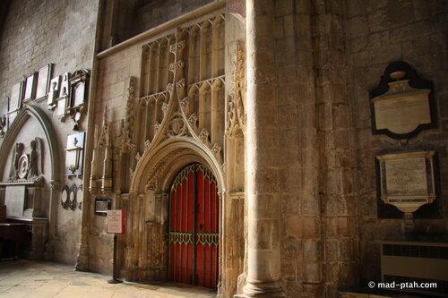 глостер, англия, глостерский собор