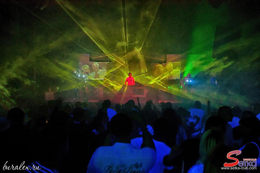 Setka Dance Club, ночной клуб Сетка, клубная фотосъемка, фотограф Бурдин Александр, buralex.ru