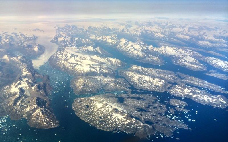 7. Из Копенгагена в Нуук Продолжительность перелета: 3429 км / 5 часов Хотя вам вряд ли захочется по