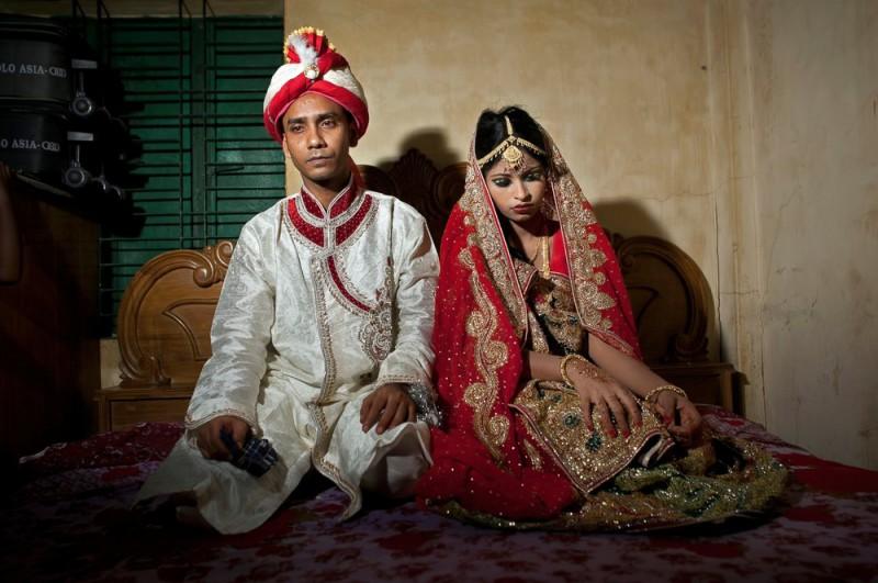 как выходили рано замуж в индии что главная причина