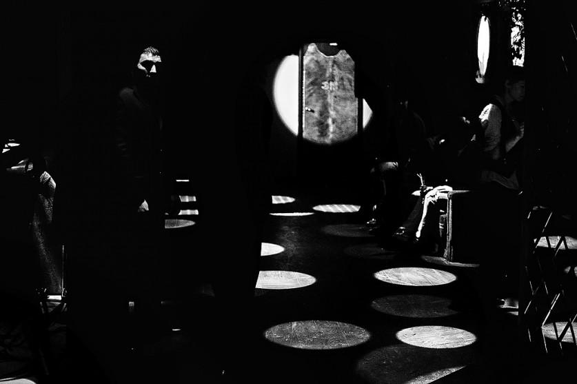 «Еще один кадр из серии про ночную жизнь».