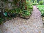 Садовая дорожка из отсева своими руками и фото