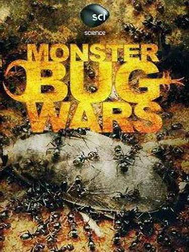 Войны жуков-гигантов / Monster bug wars (2011) SATRip