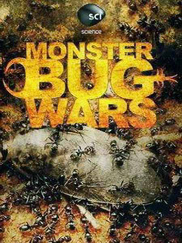 ����� �����-�������� / Monster bug wars (2011) SATRip