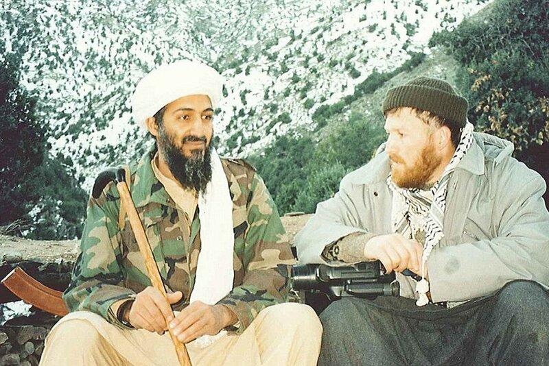 Вместе со своим партнером Абу Мусаб аль-Сури, который был руководителем лагеря боевиков в Афганистане