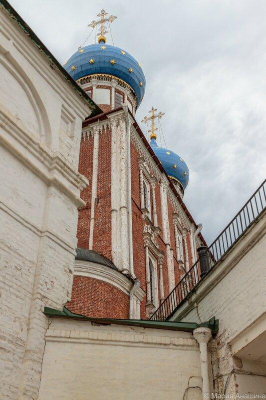 Успенский собор, Рязанский кремль