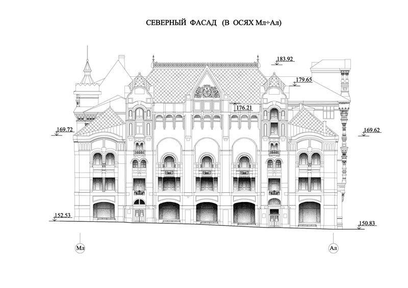 фасад политехнического музея фото