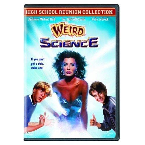 Ох уж эта наука - Weird Science (1985) DVDRip