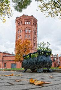 Музей «Вселенная воды» (Вселенная воды, лист, музей, осень)