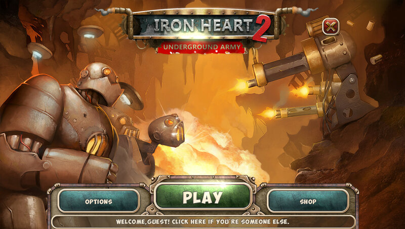 Iron Heart 2: Underground Army