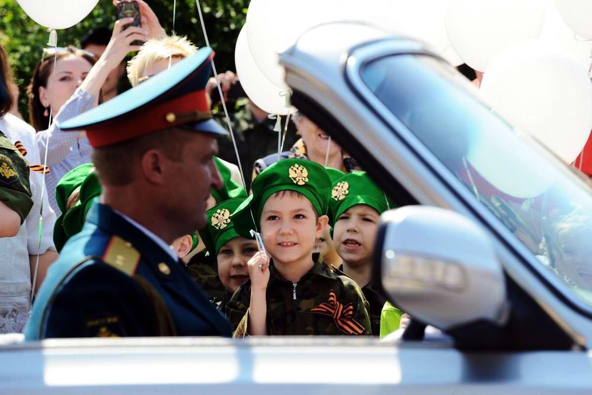 Между правдой и ложью: Про Парад детских войск в Ростове-на-Дону (3)