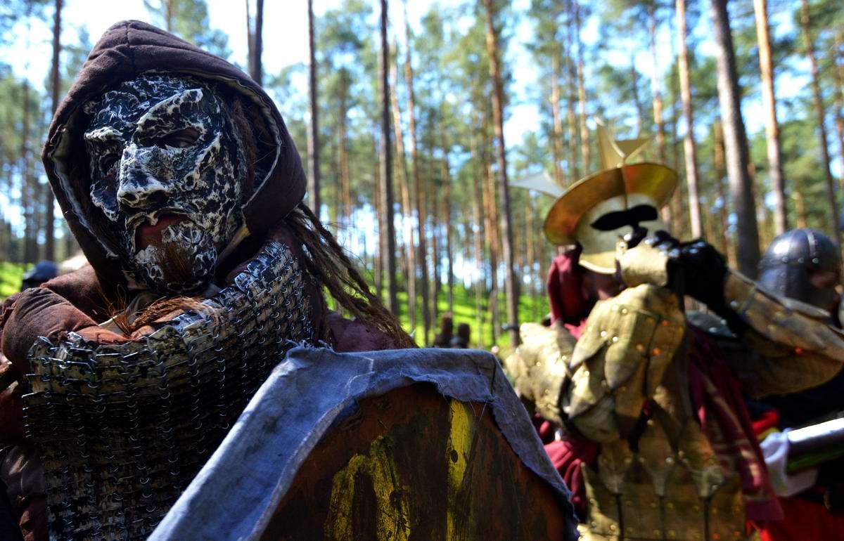 Праздник допотопных уродцев: Чешские зльфы, гоблины и орки в войне на истребление друг друга (9)