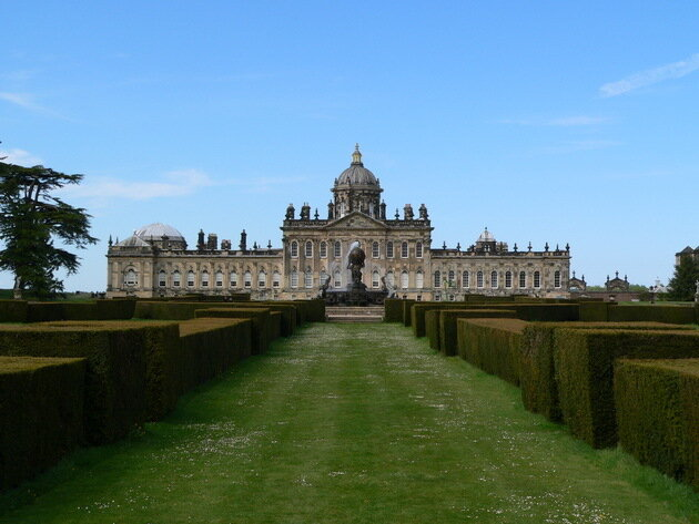 ����-������ (Castle Howard). ������