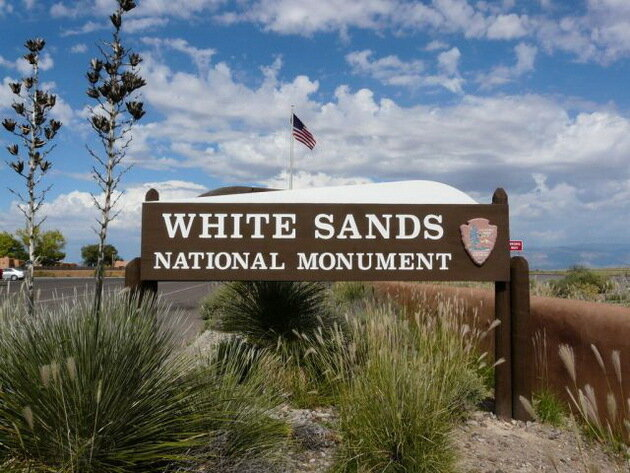 Фарфоровая пустыня. Нью-Мексико, США