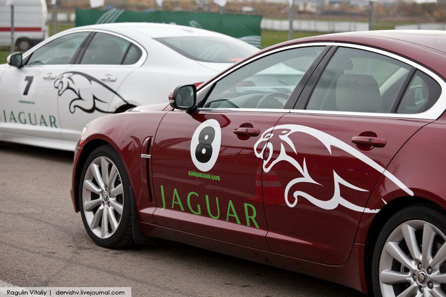 Бойцовский клуб Jaguar. Финал