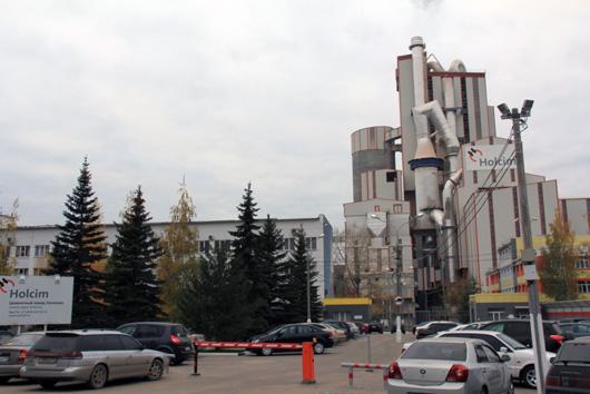 цементного завода