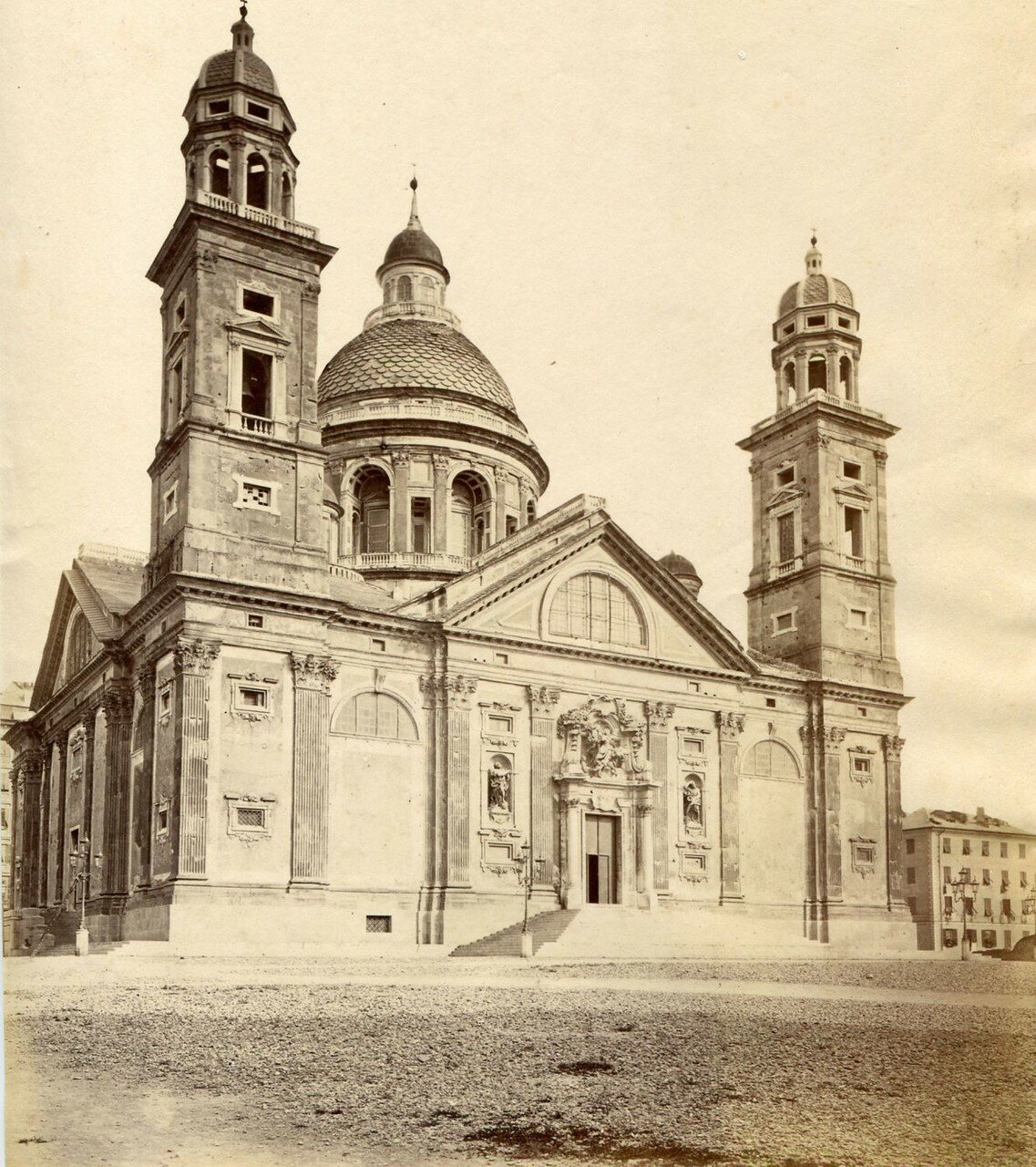 Церковь Санта-Мария-Ассунта