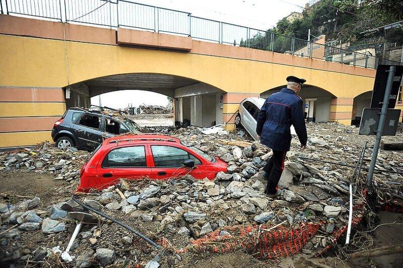 Italy Floods