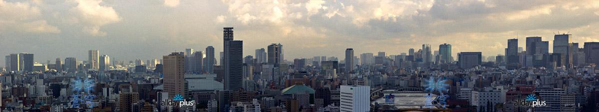 Поездка в Японию, часть 1